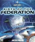 Star Trek: The Next Generation - Birth of the Federation Windows Front Cover