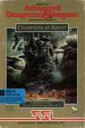 Champions of Krynn DOS Front Cover