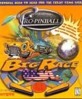 Pro Pinball: Big Race USA Windows Front Cover