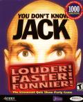 You Don't Know Jack: Louder! Faster! Funnier! Windows Front Cover