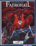 Legend of Faerghail DOS Front Cover