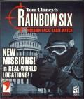 Tom Clancy's Rainbow Six Mission Pack: Eagle Watch Windows Front Cover