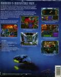 Protostar: War on the Frontier DOS Back Cover