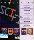 PowerHits Sci/Fi DOS Front Cover