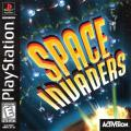Space Invaders PlayStation Front Cover