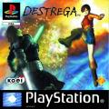 Destrega PlayStation Front Cover