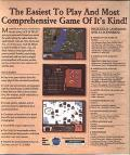 Wargame Construction Set III: Age of Rifles 1846-1905 DOS Back Cover