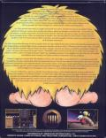 Fury of the Furries DOS Back Cover