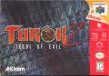Turok 2: Seeds of Evil Nintendo 64 Front Cover