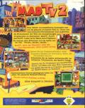 Mad TV 2 DOS Back Cover