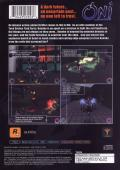 Oni PlayStation 2 Back Cover