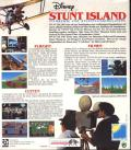 Stunt Island DOS Back Cover