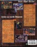 Quest for Glory Anthology DOS Back Cover