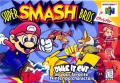 Super Smash Bros. Nintendo 64 Front Cover