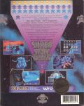 Taito's Super Space Invaders DOS Back Cover