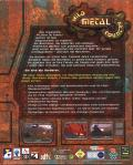 Wild Metal Country Windows Back Cover