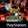 LEGO Rock Raiders PlayStation Front Cover