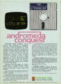 Andromeda Conquest DOS Back Cover