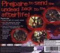 The House of the Dead 2 Dreamcast Back Cover