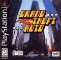 Grand Theft Auto PlayStation Front Cover