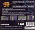 Grand Theft Auto PlayStation Back Cover