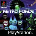 Retro Force PlayStation Front Cover