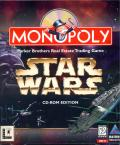 Star Wars: Monopoly Windows Front Cover