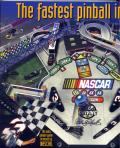 3-D Ultra NASCAR Pinball Windows Inside Cover Left Flap
