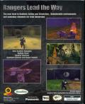 Spec Ops: Rangers Lead the Way Windows Back Cover