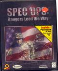 Spec Ops: Rangers Lead the Way Windows Front Cover
