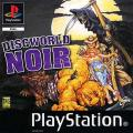 Discworld Noir PlayStation Front Cover