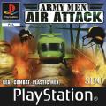 Army Men: Air Attack PlayStation Front Cover