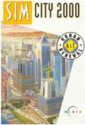 SimCity 2000 Urban Renewal Kit DOS Front Cover