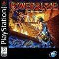 Powerslave PlayStation Front Cover