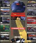 The Need for Speed DOS Back Cover