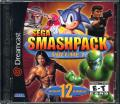 Sega Smash Pack: Volume 1 Dreamcast Front Cover