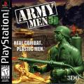 Army Men 3D PlayStation Front Cover