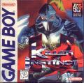 Killer Instinct Game Boy Front Cover