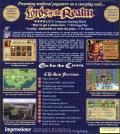 Lords of the Realm DOS Back Cover