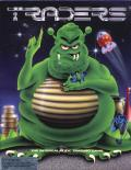Traders: The Intergalactic Trading Game DOS Front Cover
