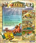 Zeus: Master of Olympus Windows Back Cover
