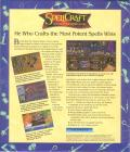 SpellCraft: Aspects of Valor DOS Back Cover