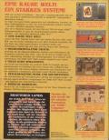Dark Sun: Shattered Lands DOS Back Cover