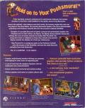 The Bizarre Adventures of Woodruff and the Schnibble Windows 3.x Back Cover