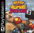 Ready 2 Rumble Boxing: Round 2 PlayStation Front Cover