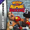 Ready 2 Rumble Boxing: Round 2 Game Boy Advance Front Cover