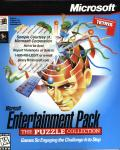 Microsoft Entertainment Pack: The Puzzle Collection Windows Front Cover