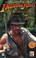 Indiana Jones and his Desktop Adventures Windows 3.x Front Cover