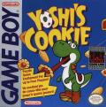 Yoshi's Cookie Game Boy Front Cover