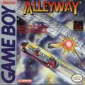Alleyway Game Boy Front Cover